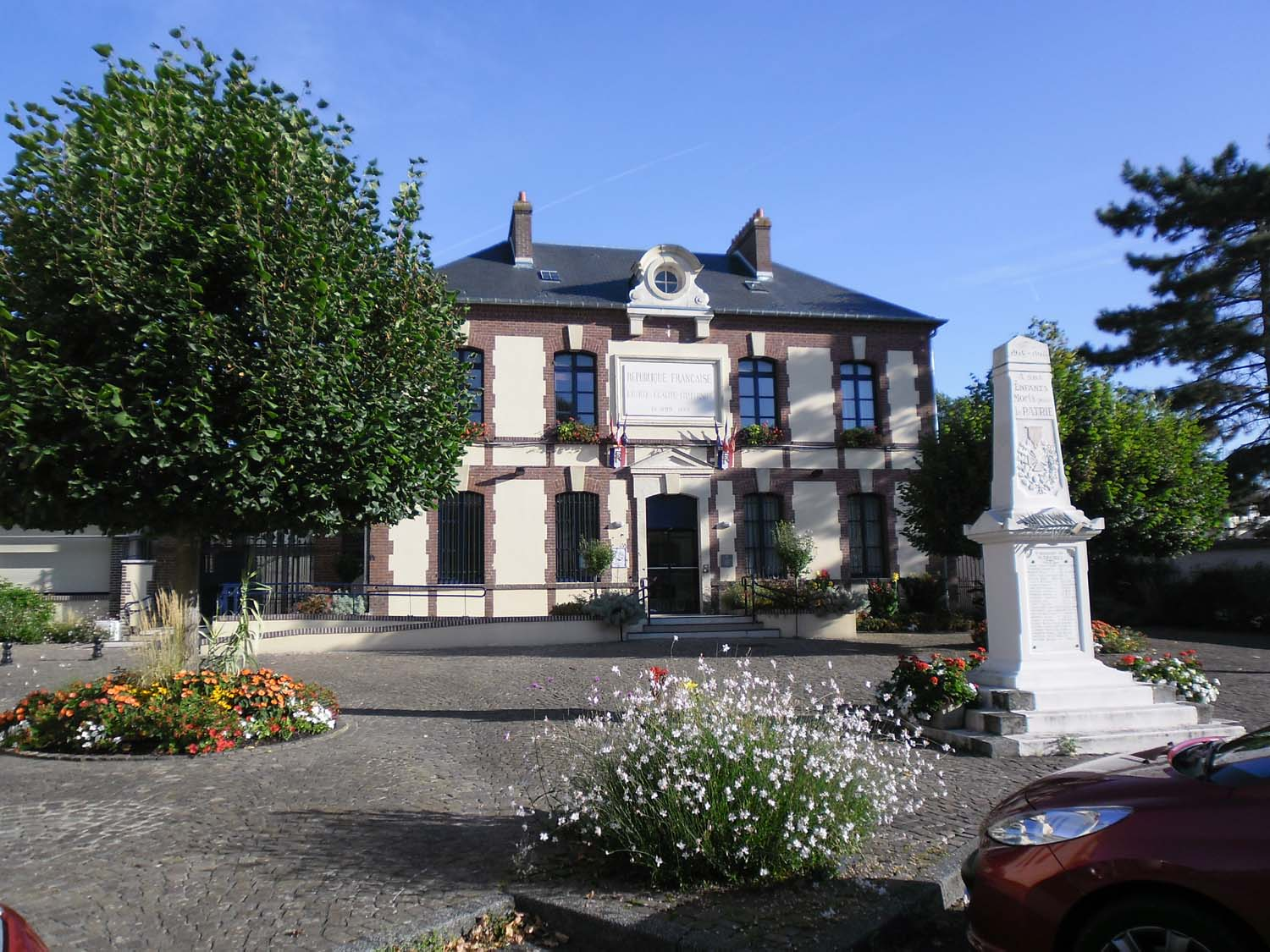 Marcilly-sur-Eure